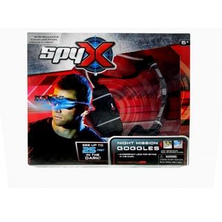 Link to SpyX - Night Mission Goggles - Black/red Similar Items in Outdoor Play