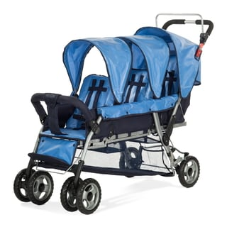 Child Craft Quad  Passenger Sport Stroller