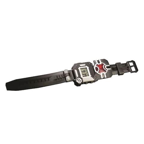SpyX - Spy Recon Watch - Black/red