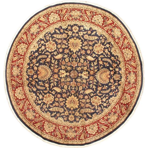 Ecarpetgallery Hand-knotted Pako Persian Brown Wool Rug (8' x 8')