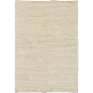 Ecarpetgallery Hand-knotted Peshawar Ziegler Beige Wool Rug (5'8 x 8'2)