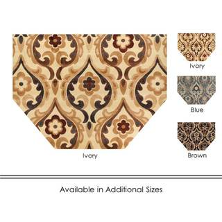 """Home Dynamix Catalina Collection Transitional Accent Rug (23"""" X 39"""")"""