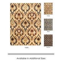 """Home Dynamix Catalina Collection Transitional Area Rug (31"""" x 50"""") - 2'5 x 4'2"""