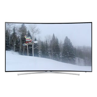 Samsung UN48H8000AFXZA Curved 48-inch 1080p 3D LED Smart Wi-Fi HDTV (Refurbished)