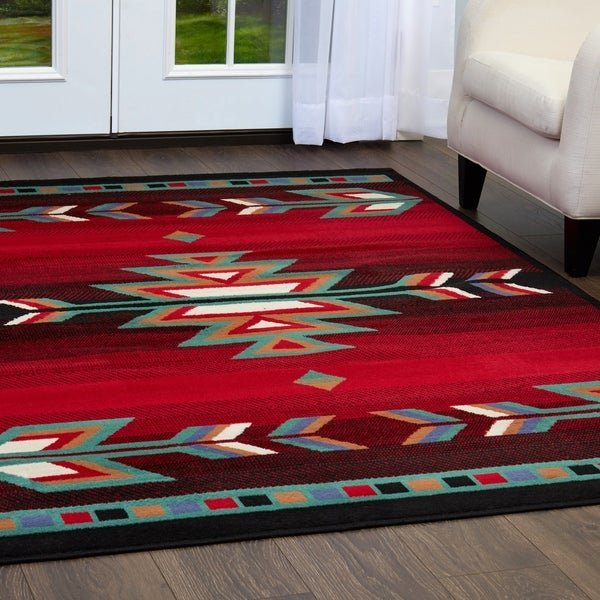 Home Dynamix Premium Collection Black Machine Made Polypropylene Accent Rug - 2' X 3'