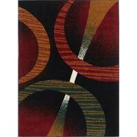 """Home Dynamix Premium Collection Contemporary Accent Rug (3'7"""" X 5'2"""") - 3'11"""" x 5'3"""""""
