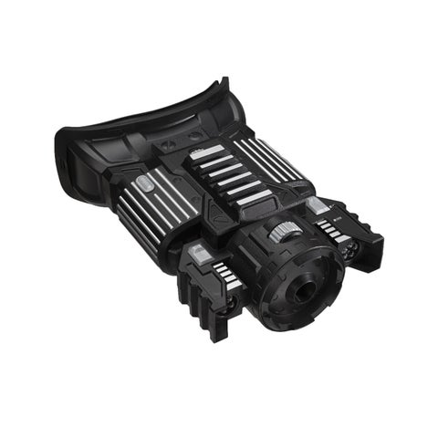 SpyX Night Hawk Scope - real night vision for spying in the dark - Black