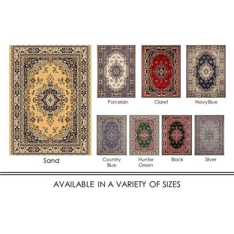"""Home Dynamix Premium Collection Traditional Accent Rug (21"""" X 35"""") - 2' x 3'"""