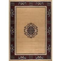 "Home Dynamix Premium Collection Traditional Accent Rug (21"" X 35"")"
