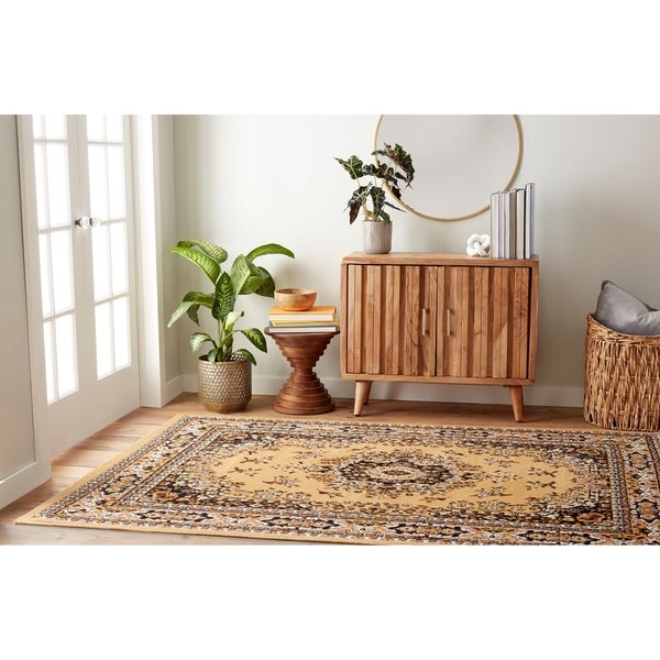 Home Dynamix Premium Collection Traditional Area Rug (3'7 x 5'2)
