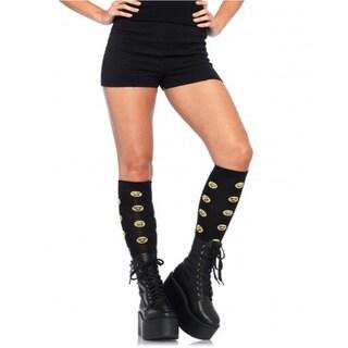 Women's Emoji Knee High Socks