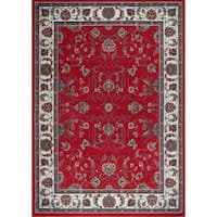 """Home Dynamix Premium Collection Traditional Area Rug  (3'7X5'2"""") - 3'7 X 5'2"""