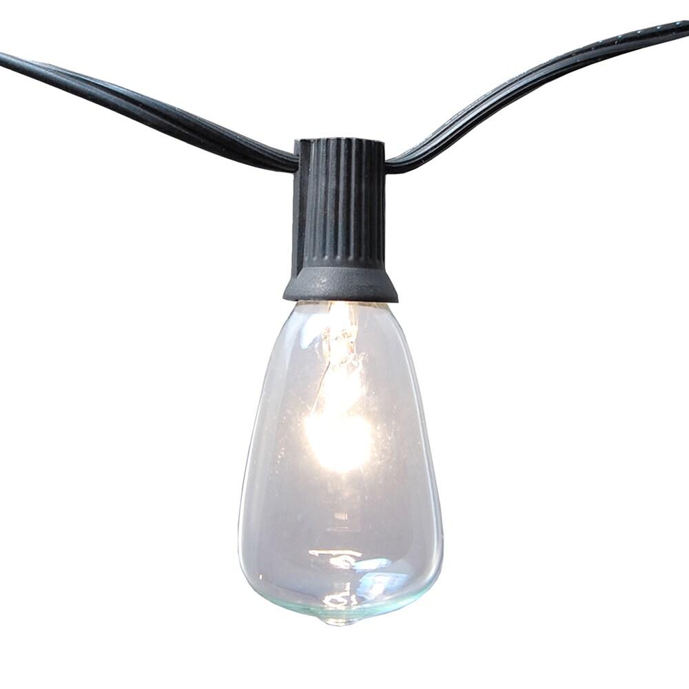Lumabase Specialties Edison Style String Lights- 10 Light...