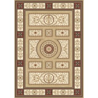 """Home Dynamix Regency Collection Traditional Area Rug (23""""X43"""")"""