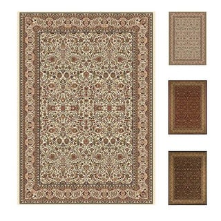 """Home Dynamix Regency Collection Traditional Area Rug  (3'11""""X5'2"""")"""