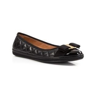 Ferragamo Rufina Quilted Sneaker