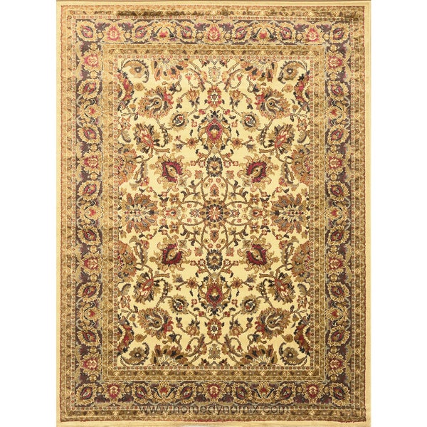 Home Dynamix Royalty Collection Traditional Area Rug 31 X 50