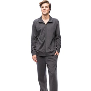 Men's Day Trip Pique Knit Zip Set