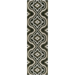 Table Tufted Tian Polyester Rug (2'3 x 10')