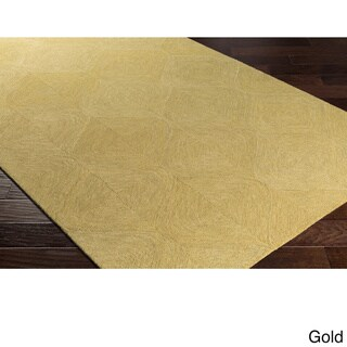 Hand-Tufted Cory Wool Area Rug (9' x 13')