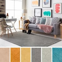 Hand-Tufted Cory Wool Area Rug (5' x 8') - 5' x 8'