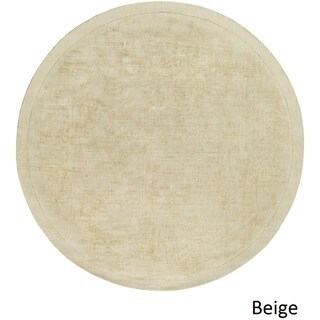 Hand-Tufted Kesgrave Viscose Rug (3'6 Round)