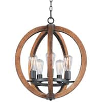 Maxim Lighting Bodega Bay Single-tier Chandelier