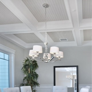 Maxim Rondo-Single-Tier Chandelier