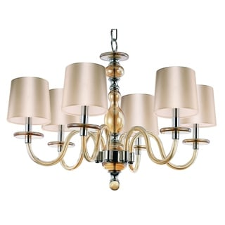 Maxim Venezia-Single-Tier Chandelier