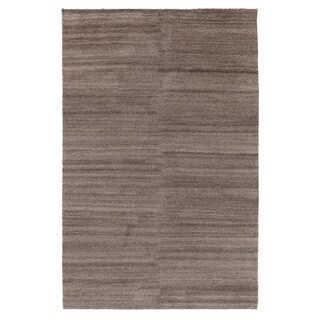 Kosas Home Hand Knotted Marley Cotton and Wool Rug (8'x10')