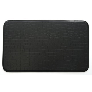 Link to Stephan Roberts Faux Croc Leather Anti-fatigue Kitchen Mat Similar Items in Classic Rugs