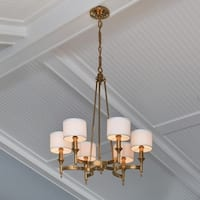 Maxim Fairmont-Single-Tier Chandelier