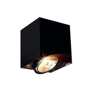 SLV Lighting Acrylic Box Single AR111 Ceiling Lamp