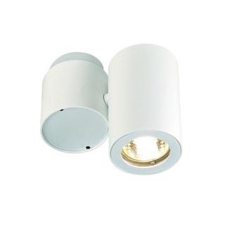 SLV Lighting Enola_B Spot 1 White Wall Ceiling Lamp