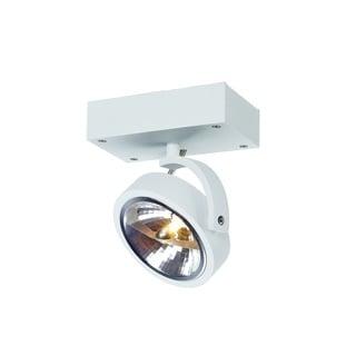 SLV Lighting Kalu 1 White Wall/ Ceiling Lamp