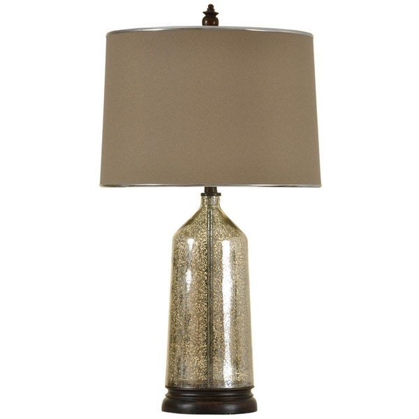 Clay Alder Home Beaver Creek Mercury Glass Table Lamp