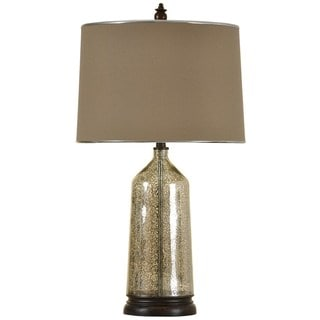 Cordova Mercury Glass Table Lamp