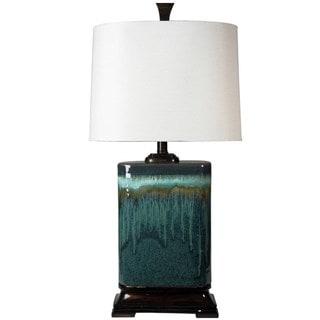 Lovely StyleCraft Carolina Ceramic Table Lamp