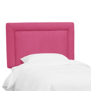 Skyline Furniture Kids Border Headboard in Premier Hot Pink