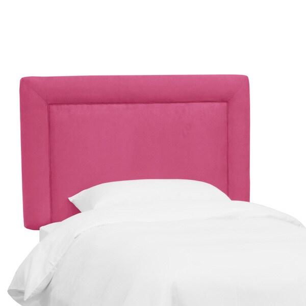Skyline Furniture Kids Border Headboard in Premier Hot Pink