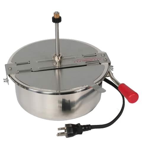 8-ounce Replacement Popcorn Kettle For Great Northern Popcorn Poppers