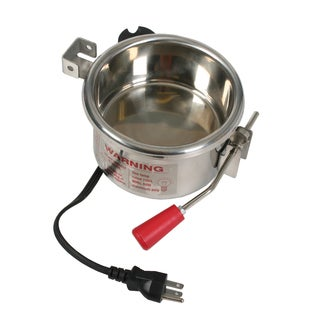 6-ounce Popcorn Kettle for Great Northern Popcorn Machines Stainless Steel