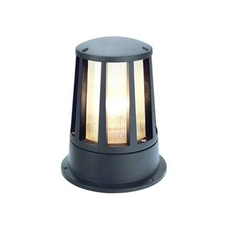 SLV Lighting CONE Outdoor Anthracite Bollard