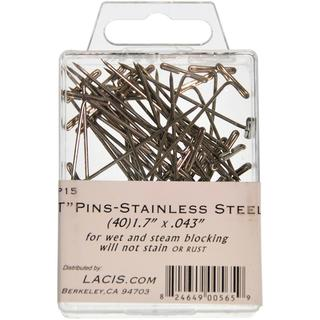 T-Pins 1.7 40/Pkg -