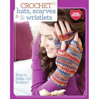 Soho Publishing - Crochet Hats, Scarves & Wristlets