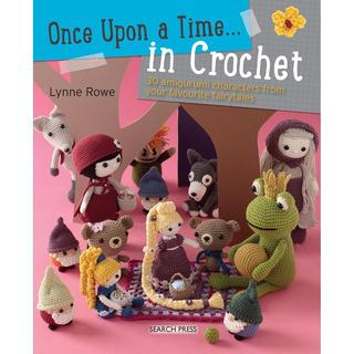 Search Press Books - Once Upon A Time In Crochet