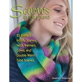 Stackpole Books - Scarves In The Round