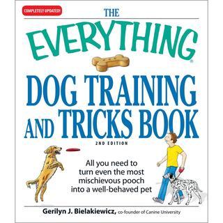 Adams Media Books - Everything Essential Dog Training