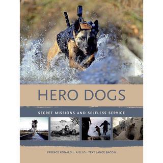 White Star Publishing Books - Hero Dogs