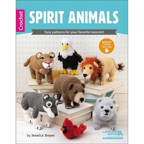 Leisure Arts - Spirit Animals